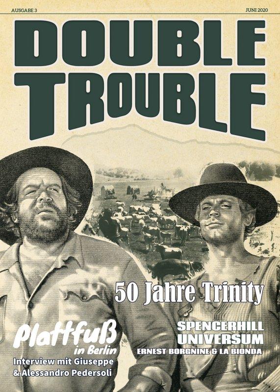 Double Trouble 3 - Das Magazin für Spencerhill Fans
