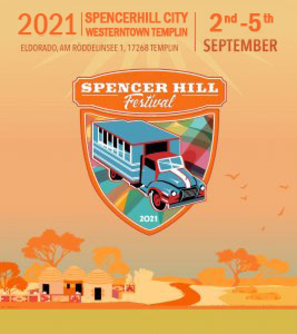 Spencerhill Festival -  Weekend Ticket 2nd-5th/9