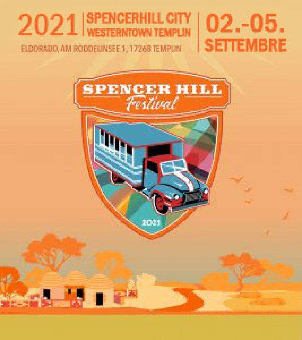 Spencerhill Festival - Biglietto Weekend 2-5/9