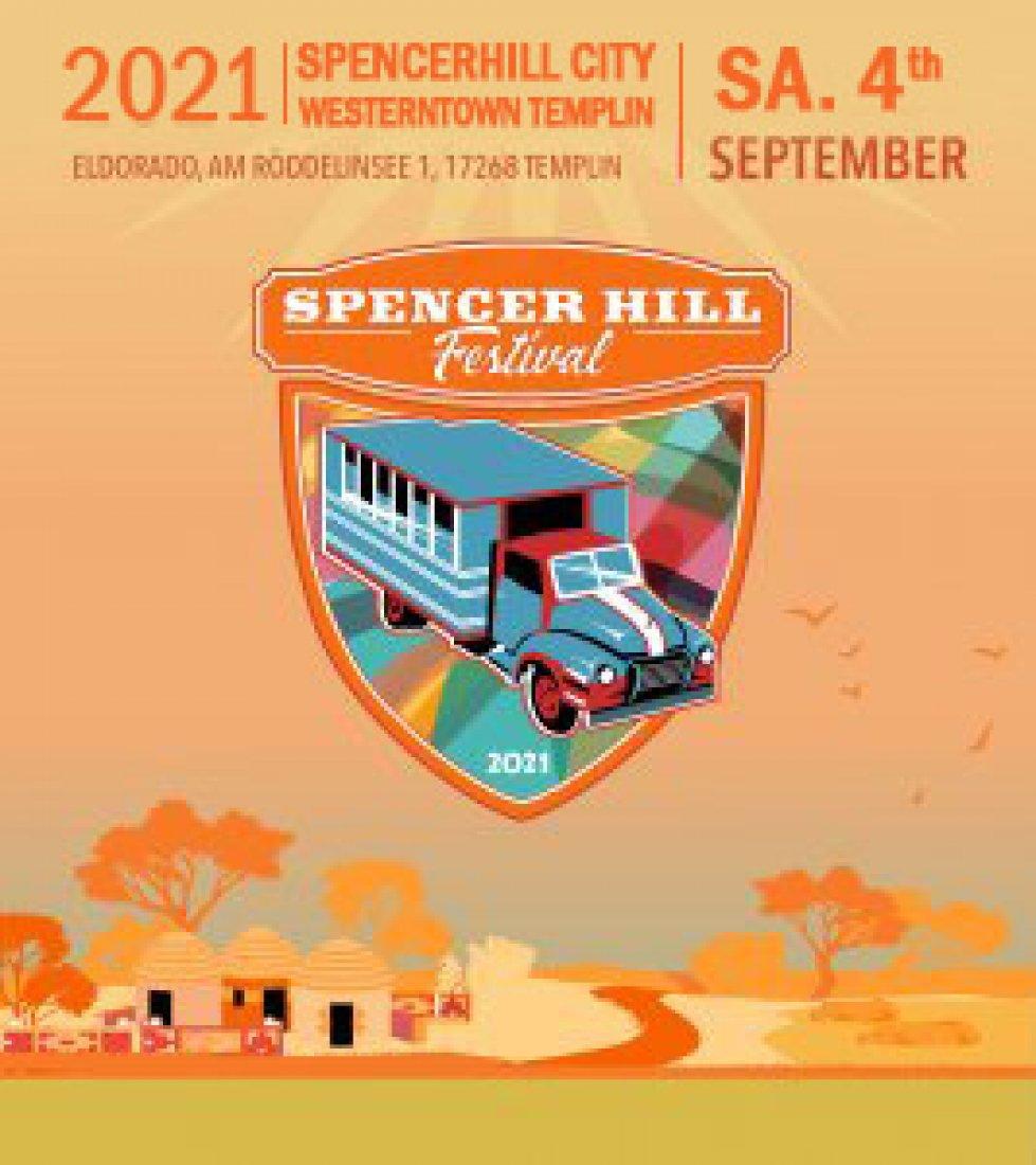Spencerhill Festival 2021 - Biglietto Sabato 04/09