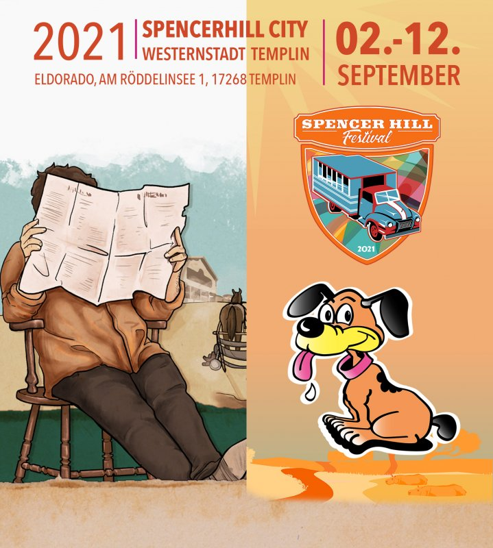 Spencerhill Festival 2021 - Kinder Ticket
