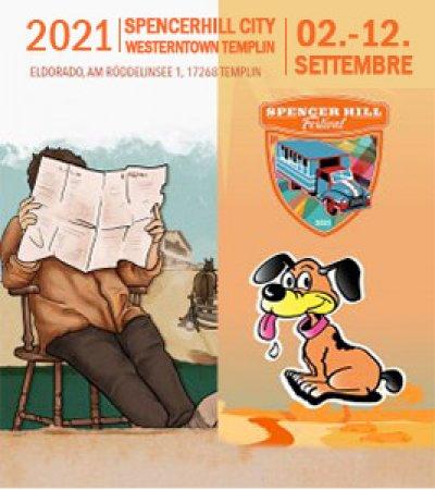 Spencerhill Festival 2021 - Ticket Bambini