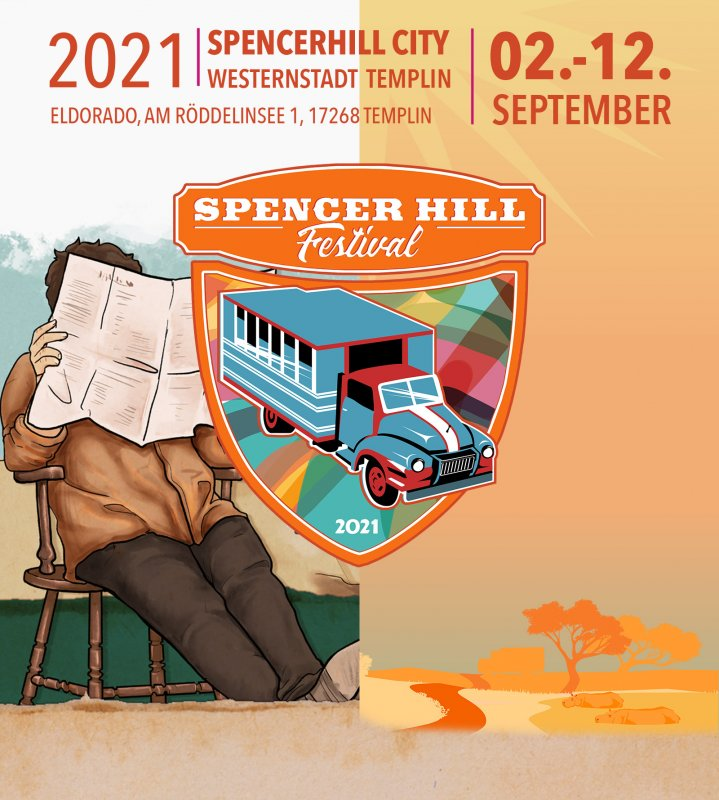 Spencerhill Festival 2021 - 10 Tages Ticket