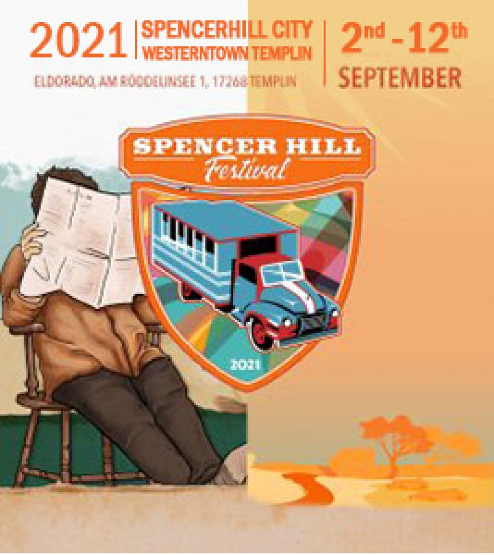 Spencerhill Festival - 10 days Ticket