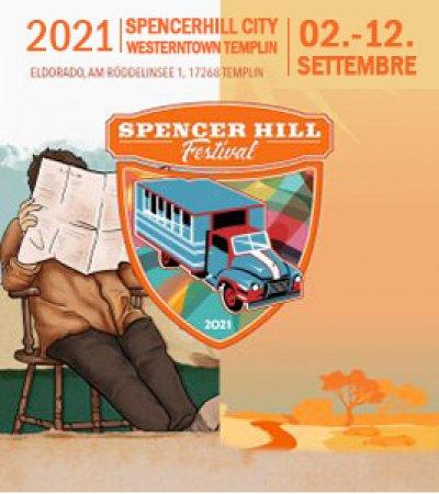 Spencerhill Festival - Biglietto 10 giorni! incredibile!