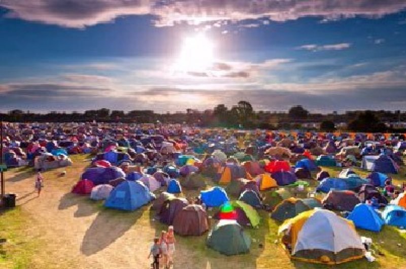 Spencerhill Camp - 02.09. - 05.09. pro Person
