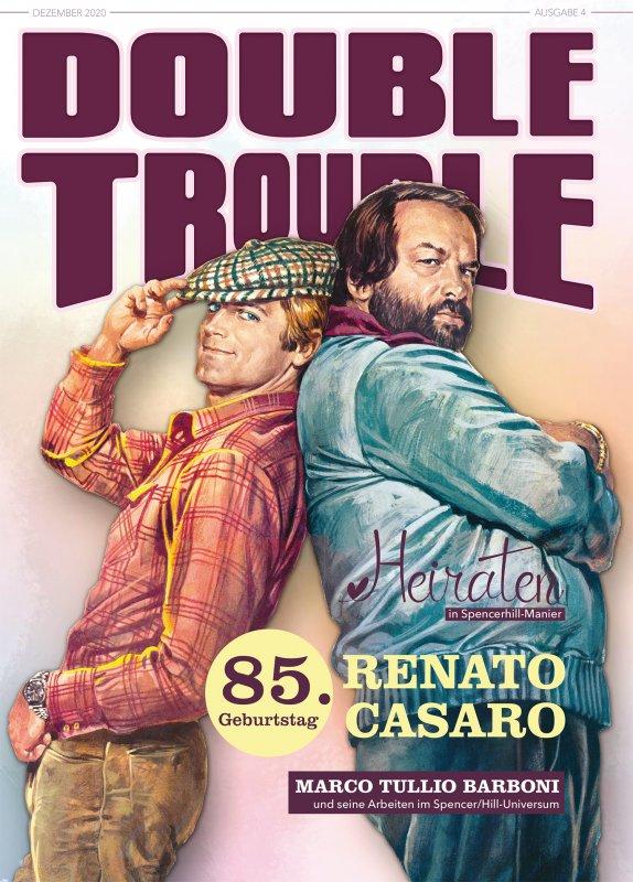 Double Trouble 4 - Das Magazin für Bud Spencer und Terence Hill  Fans