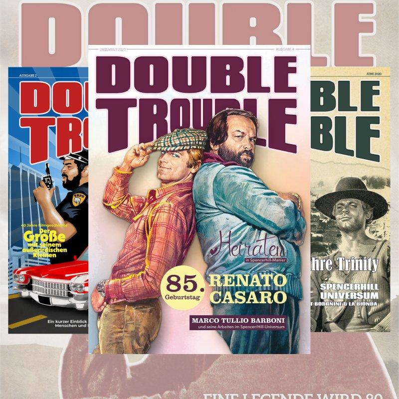 Double Trouble Paket - 5 Magazine zum Preis von 4