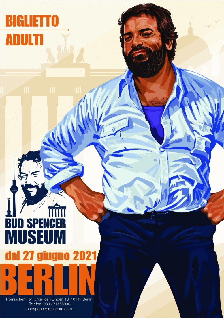 Bud Spencer Museum - Biglietto Adulti