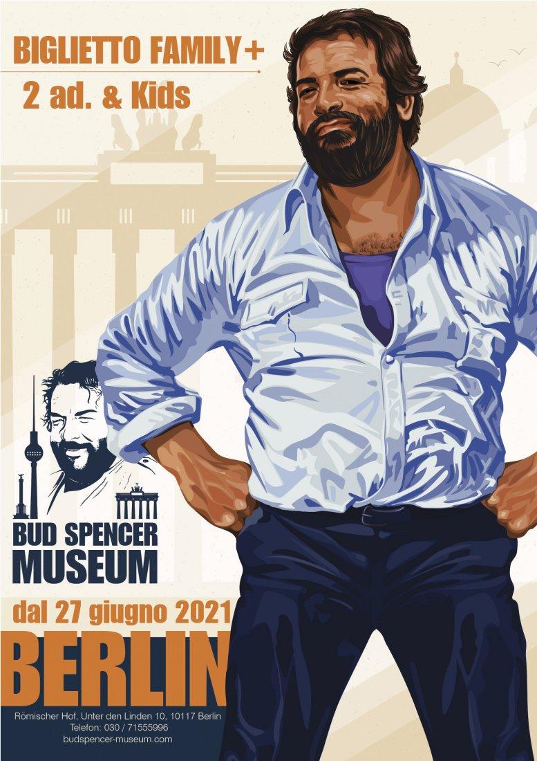 Bud Spencer Museum - Family Plus