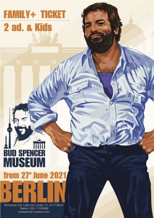 Bud Spencer Museum - Family Plus