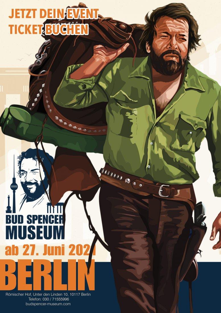Bud Spencer Museum - Spencer Hill Movie Night