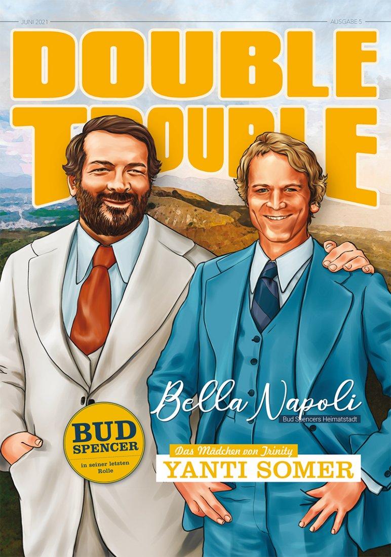 Double Trouble 5 - Das Magazin für Bud Spencer und Terence Hill  Fans