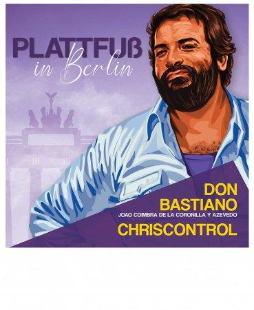 Bud Spencer Soundtrack Plattfuss in Berlin Vinyl